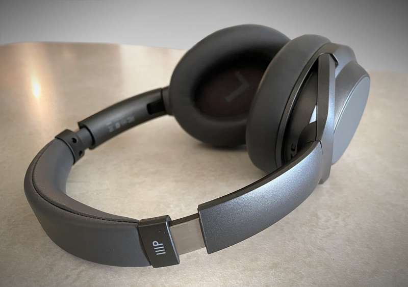 monoprice BT600ANC bluetooth headphones 005