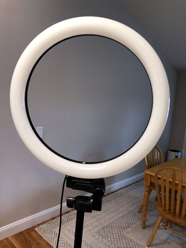 tonor ring light 1
