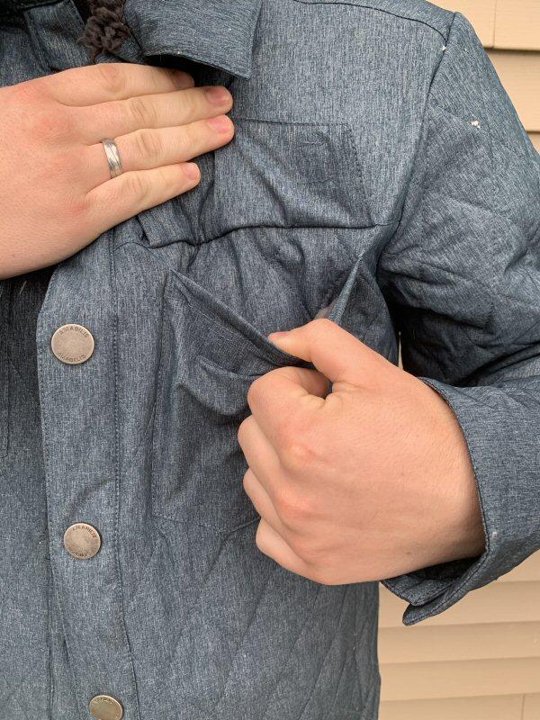 AMABILISPrimaloftShirt Jac 15