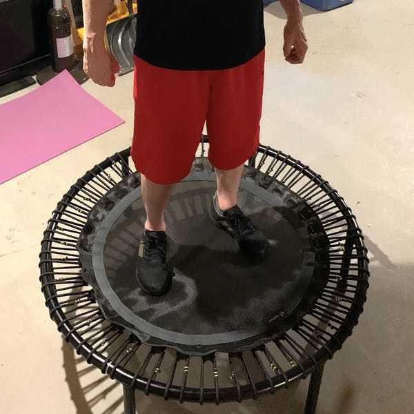 Bellicon Go Exercise Trampoline 17