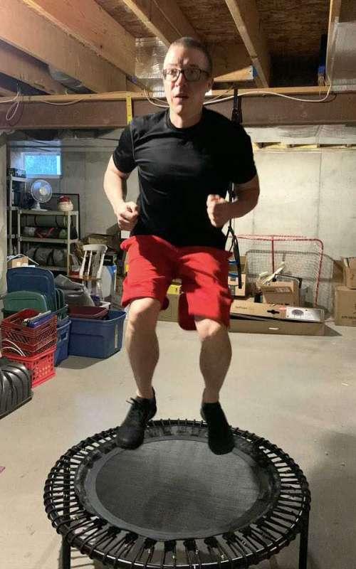 Bellicon Go Exercise Trampoline 20