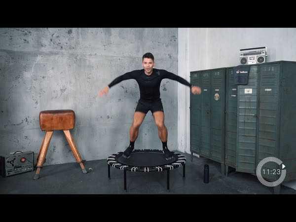 Bellicon Go Exercise Trampoline 4