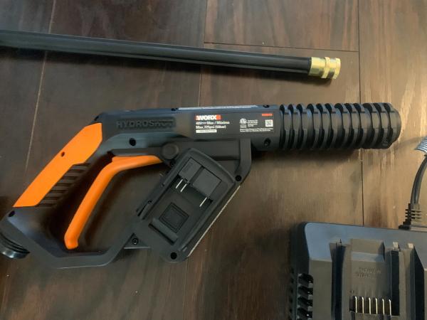 WORX Hydroshot Ultra WG649 5