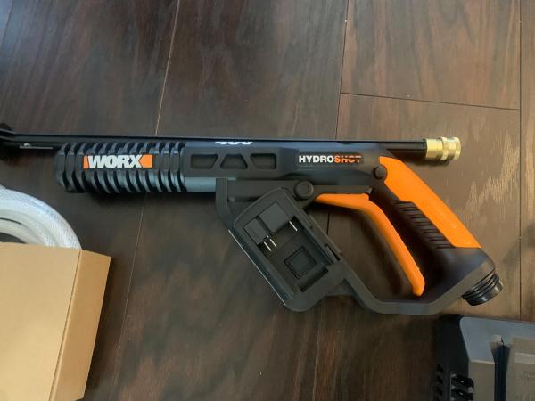 WORX Hydroshot Ultra WG649 6