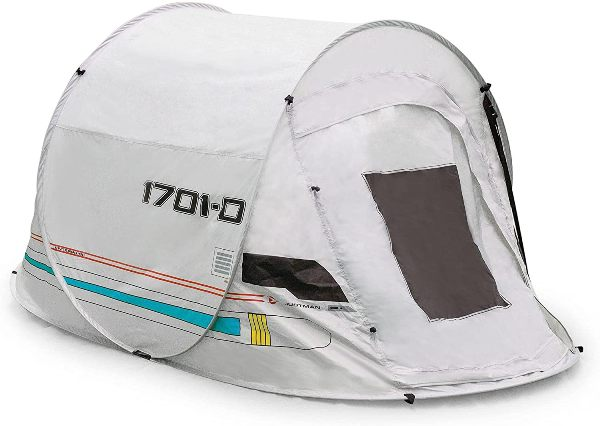 star trek next generation shuttlecraft justman 2person tent 01