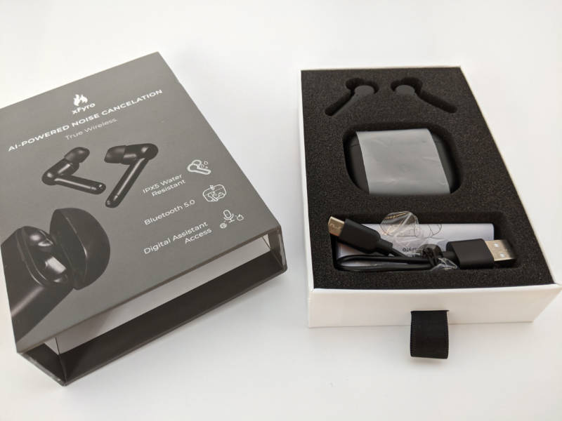 xFyro ANC Pro 9