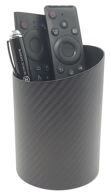 Monocarbon carbon fiber pen holder
