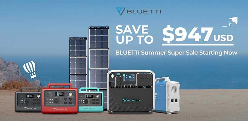 bluetti summer sale 5