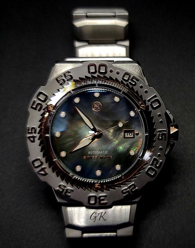 Nove Trident Automatic dive watch