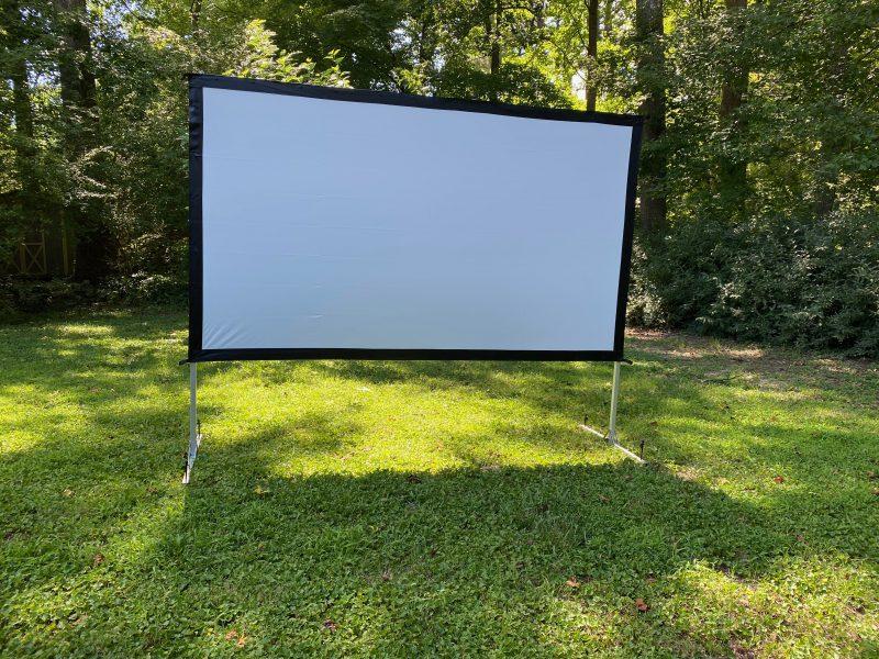 Elite Screens Yard Master 2 screen