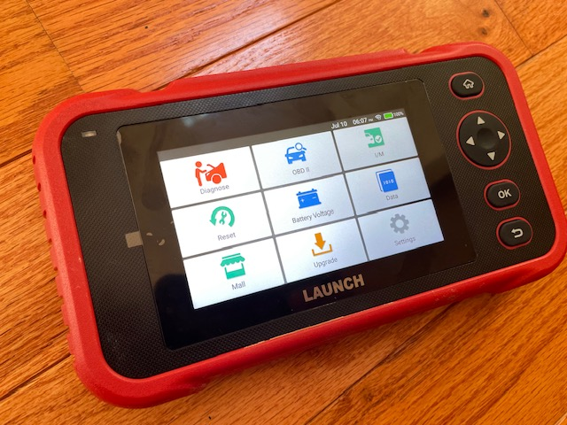 Launch 129i OBD2 Automotive Scan Tool